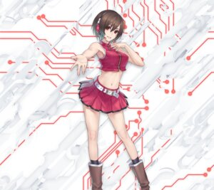 Rating: Safe Score: 44 Tags: headphones ixima sakine_meiko vocaloid User: eccdbb