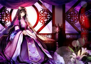 Rating: Safe Score: 33 Tags: 54hao japanese_clothes User: BattlequeenYume