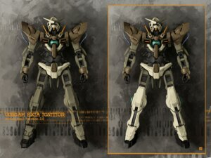 Rating: Safe Score: 5 Tags: gundam gundam_exia mecha User: garrarufa