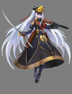 Rating: Safe Score: 24 Tags: altair_(re:creators) gun lunapri re:creators sword tagme transparent_png uniform User: saemonnokami