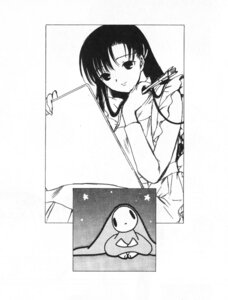 Rating: Safe Score: 4 Tags: chobits clamp monochrome User: Debbie