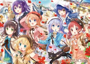 Rating: Safe Score: 28 Tags: animal_ears dress gochuumon_wa_usagi_desu_ka? hoto_cocoa jouga_maya kafuu_chino kirima_sharo koi natsu_megumi neko nekomimi seifuku tedeza_rize ujimatsu_chiya User: kiyoe