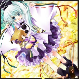 Rating: Safe Score: 13 Tags: mononobe_no_futo nogi_takayoshi touhou toyosatomimi_no_miko User: ddns001