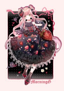 Rating: Safe Score: 18 Tags: dress jpeg_artifacts lolita_fashion yuzhi User: Mr_GT