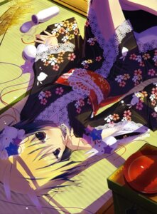 Rating: Safe Score: 44 Tags: kimono lolita_fashion nimura_yuuji sake wa_lolita User: Radioactive