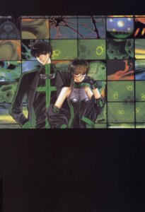 Rating: Safe Score: 1 Tags: clamp sumeragi_subaru x yatouji_satsuki User: hyde333