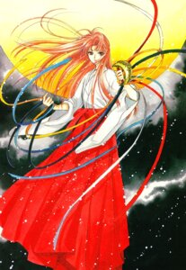 Rating: Safe Score: 6 Tags: card_captor_sakura clamp miko mizuki_kaho User: Share