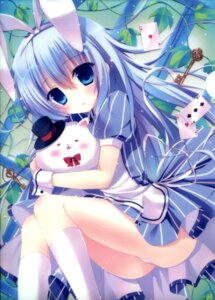 Rating: Questionable Score: 104 Tags: dress gochuumon_wa_usagi_desu_ka? hasune hasuneya kafuu_chino pantsu tippy_(gochuumon_wa_usagi_desu_ka?) User: Twinsenzw