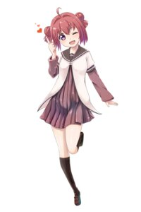Rating: Questionable Score: 13 Tags: akaza_akari dazarashi yuru_yuri User: gnarf1975