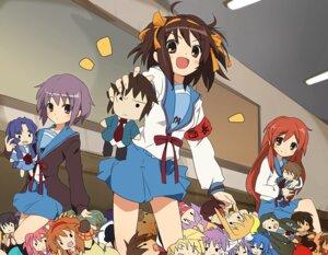 Rating: Safe Score: 54 Tags: air asahina_mikuru asakura_ryouko botan_(clannad) clannad crossover fujibayashi_kyou hiiragi_tsukasa ixy izumi_konata kamio_misuzu kanon kimidori_emiri kobayakawa_yutaka koizumi_itsuki kusakabe_misao kyon lucky_star misaka_shiori nagato_yuki seifuku sunohara_youhei suzumiya_haruhi suzumiya_haruhi_no_yuuutsu toono_minagi tsukimiya_ayu tsuruya User: Nekotsúh