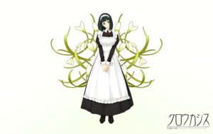 Rating: Safe Score: 8 Tags: caucasus hiyama_akane innocent_grey maid sugina_miki wallpaper User: Devard