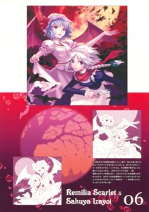 Rating: Safe Score: 6 Tags: erimo izayoi_sakuya remilia_scarlet touhou User: Radioactive