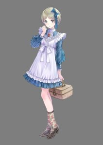 Rating: Questionable Score: 30 Tags: atelier atelier_meruru atelier_rorona dress heels kishida_mel transparent_png User: Radioactive