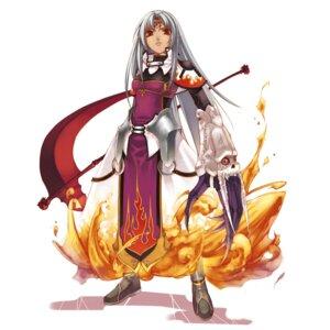 Rating: Safe Score: 8 Tags: armor dress elf hillo hirano_katsuyuki pointy_ears spectral_souls spectral_souls_ii User: Radioactive