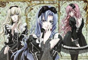 Rating: Safe Score: 20 Tags: gothic_lolita kouno_tooru lolita_fashion male nakajima_atsuko princess_princess shihoudani_yuujirou trap yutaka_mikoto User: acas
