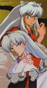 Rating: Safe Score: 2 Tags: inuyasha inuyasha_(character) male motohashi_hideyuki screening sesshoumaru User: charunetra