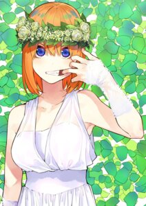 Rating: Safe Score: 35 Tags: 5-toubun_no_hanayome dress haruba_negi nakano_yotsuba see_through summer_dress User: kiyoe