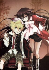 Rating: Safe Score: 17 Tags: alice_(pandora_hearts) oz_vessalius pandora_hearts screening User: acas
