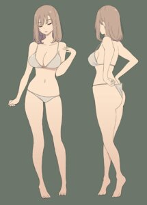 Rating: Questionable Score: 25 Tags: ass bikini cleavage mikoto_akemi swimsuits thong User: saemonnokami