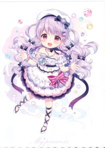 Rating: Questionable Score: 20 Tags: dress w.label wasabi_(artist) User: Radioactive
