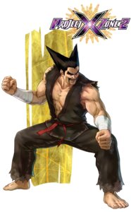 Rating: Safe Score: 3 Tags: heihachi_mishima male project_x_zone tekken User: Yokaiou