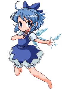 Rating: Safe Score: 5 Tags: bloomers cirno tachikawa touhou User: Radioactive