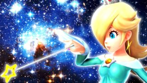 Rating: Safe Score: 3 Tags: mario_bros. nintendo rosalina wallpaper weapon User: fly24
