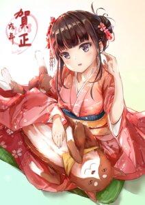 Rating: Safe Score: 25 Tags: blend_s faicha kimono sakuranomiya_maika User: BattlequeenYume