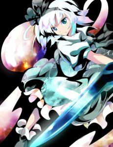 Rating: Safe Score: 24 Tags: konpaku_youmu myon rikopo touhou User: Radioactive
