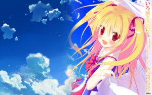 Rating: Safe Score: 45 Tags: favorite irotoridori_no_hikari irotoridori_no_sekai nikaidou_shinku shida_kazuhiro wallpaper User: bakatori