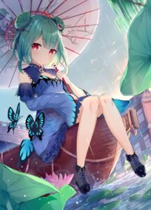 Rating: Safe Score: 44 Tags: dress hololive jpeg_artifacts lava_(25486006) umbrella uruha_rushia User: Mr_GT