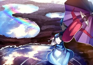 Rating: Safe Score: 14 Tags: dress tatara_kogasa touhou umbrella uu_uu_zan User: charunetra