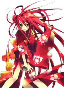 Rating: Safe Score: 36 Tags: ito_noizi kimono shakugan_no_shana shana sword User: admin2