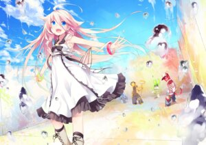 Rating: Safe Score: 66 Tags: dress ia_(vocaloid) katou_itsuwa vocaloid User: tbchyu001