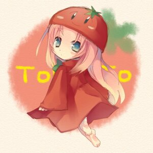 Rating: Safe Score: 9 Tags: hanepochi megurine_luka toeto_(vocaloid) vocaloid User: yumichi-sama