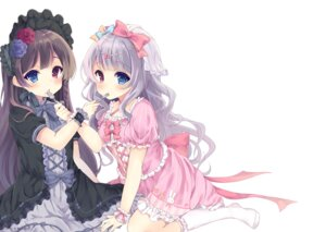 Rating: Safe Score: 55 Tags: dress heterochromia irone_(miyamiya38) lolita_fashion User: Mr_GT