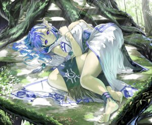 Rating: Safe Score: 96 Tags: dress elf feet nakaba_reimei olha pointy_ears ys ys_vi User: Radioactive