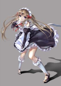Rating: Safe Score: 75 Tags: maid myuseru_foaran outbreak_company pisuke pointy_ears User: dyj