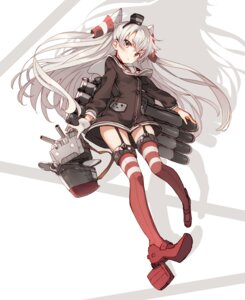 Rating: Questionable Score: 71 Tags: amatsukaze_(kancolle) kantai_collection rensouhou-chan shirabi stockings thighhighs User: KazukiNanako