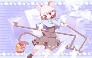 Rating: Safe Score: 6 Tags: animal_ears dress machily nazrin tail touhou User: charunetra