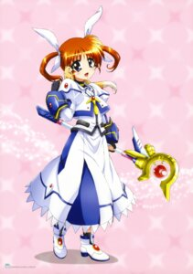 Rating: Safe Score: 6 Tags: mahou_shoujo_lyrical_nanoha mahou_shoujo_lyrical_nanoha_the_movie_1st takamachi_nanoha yuuno_scrya User: Radioactive