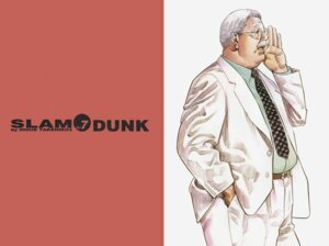 Rating: Safe Score: 4 Tags: basketball inoue_takehiko megane slam_dunk User: 落油Я