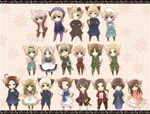 Rating: Safe Score: 12 Tags: animal_ears austria belarus chibi china denmark estonia finland hetalia_axis_powers hong_kong hungary iceland japan korea latvia lithuania nekomimi norway pantyhose prussia sakana_yuki sweden switzerland tail taiwan ukraine User: Radioactive