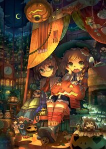 Rating: Safe Score: 27 Tags: alice_margatroid animal_ears halloween kirisame_marisa megane sanntouhei tail touhou User: Mr_GT