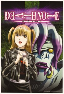 Rating: Safe Score: 7 Tags: amane_misa death_note rem User: Radioactive