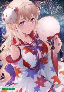Rating: Safe Score: 42 Tags: japanese_clothes melonbooks tagme umibouzu_(niito) User: BattlequeenYume