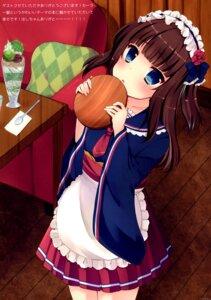 Rating: Safe Score: 23 Tags: hoshi maid suzu_(minagi) User: kiyoe