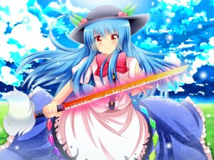 Rating: Safe Score: 11 Tags: hinanawi_tenshi shinekalta sword touhou wallpaper User: 椎名深夏