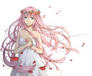 Rating: Safe Score: 20 Tags: dress just_be_friends_(vocaloid) megurine_luka tunapon01 vocaloid User: animeprincess