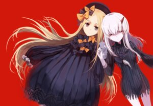 Rating: Safe Score: 25 Tags: abigail_williams_(fate/grand_order) dress fate/grand_order horns kinona lavinia_whateley_(fate/grand_order) User: Mr_GT